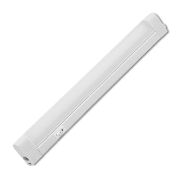 Led osvětlení kuchyňské linky 56xSMD, 8W, 57cm, bílá