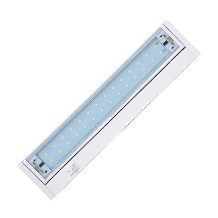 Led osvětlení kuchyňské linky 28xSMD, 5,5W, 36cm, bílá