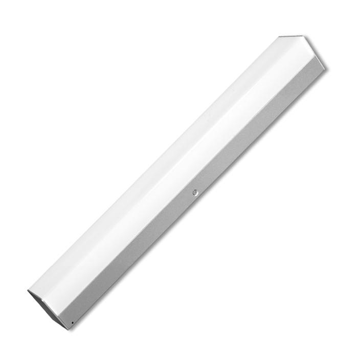 Led osvětlení kuchyňské linky 22W, 1760lm, 90cm, IP44, 4000K, stříbrná