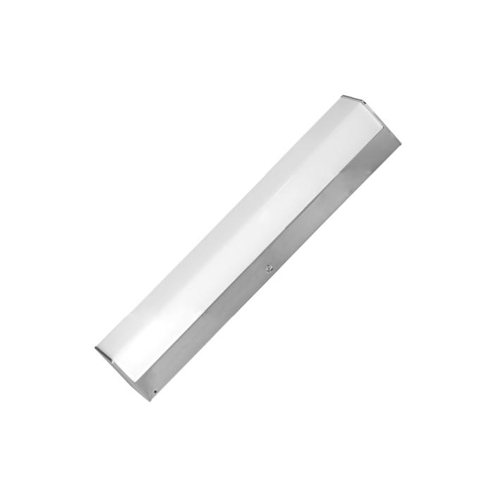 Led osvětlení kuchyňské linky 15W, 1200lm, 60cm, IP44, 4000K, chrom