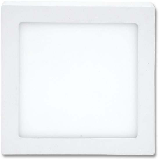 LED panel čtvercový přisazený 30x30cm, 25W, 2700K, IP20, 2240Lm bílý