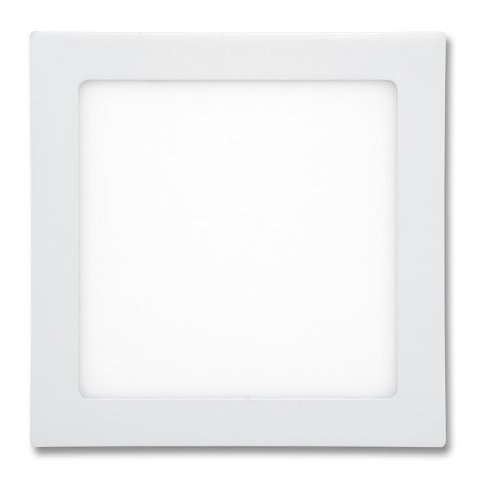 LED panel čtvercový do podhledu 30x30cm, 25W, 4100K, IP20, 2260Lm bílý
