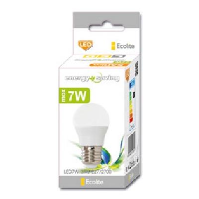 LED7W-G45/E27/4100